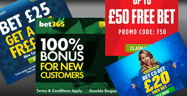 Bonuses from the Betting Sites